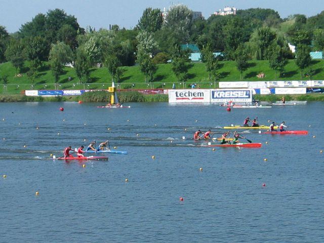 Mistrzostwa Świata w Kajakarstwie - Poznań 2010 - Radio Merkury