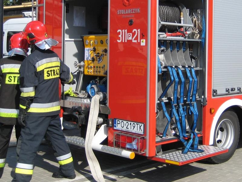 Straż pożarna, alarm - Jacek Butlewski