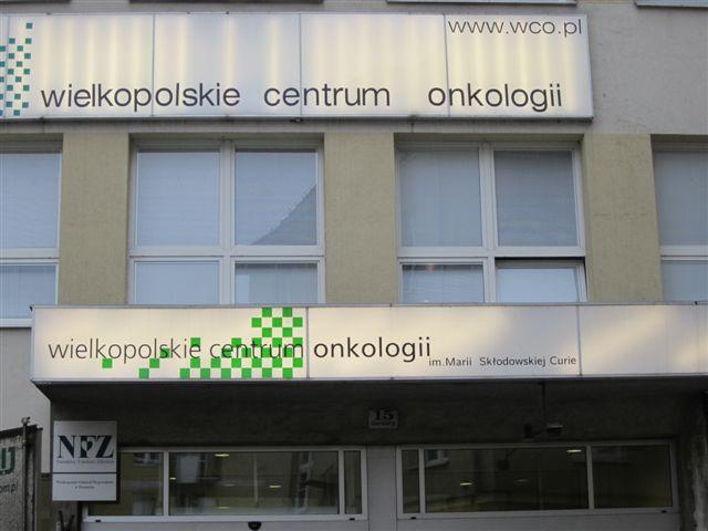 Wielkopolskie Centrum Onkologii - Magda Konieczna