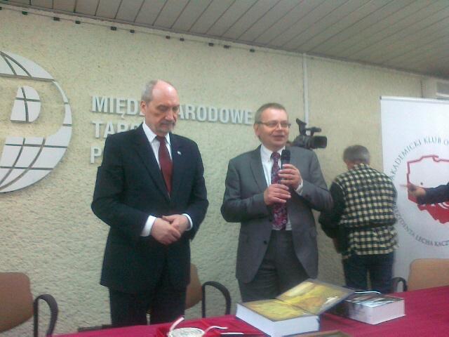 Antoni Macierewicz - Jacek Kosiak