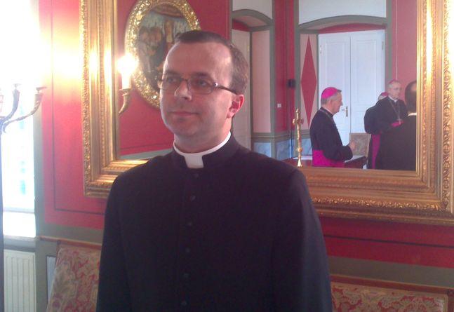 biskup damian bryl - Wojciech Chmielewski