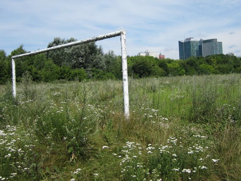 Stadion Szyca - ruina - Archiwum