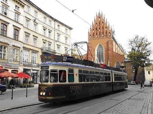 kawiarenka tramwajowa 2 - MPK Poznań