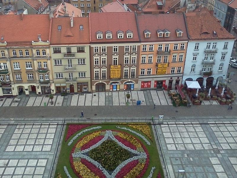 Kalisz panorama starówka Kalisza - Adam Michalkiewicz