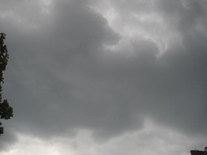 chmury na niebie - Jacek Butlewski