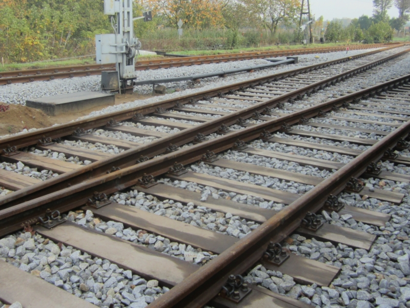 tory kolejowe trasa - Archiwum