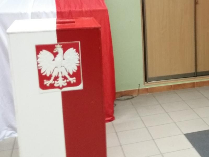 urna wybory gniezno - Rafał Muniak