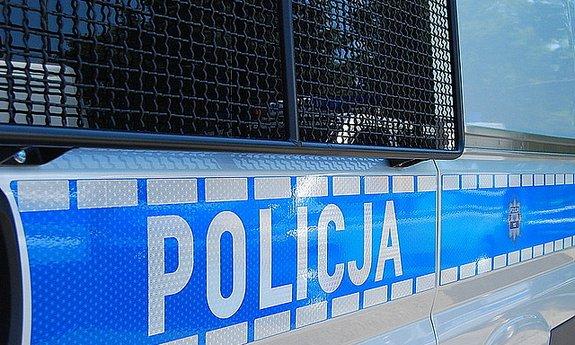 radiowóz policyjny policja - Komenda Główna Policji