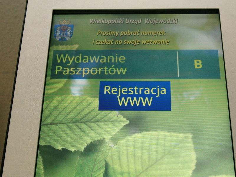 paszporty wuw - Urząd Wojewódzki w Poznaniu