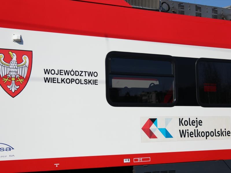 koleje wielkopolskie pociągi - Marcin Wesołowski