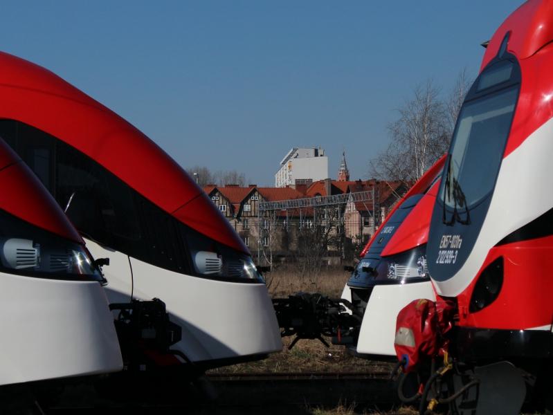 koleje wielkopolskie pociągi (5) - Marcin Wesołowski