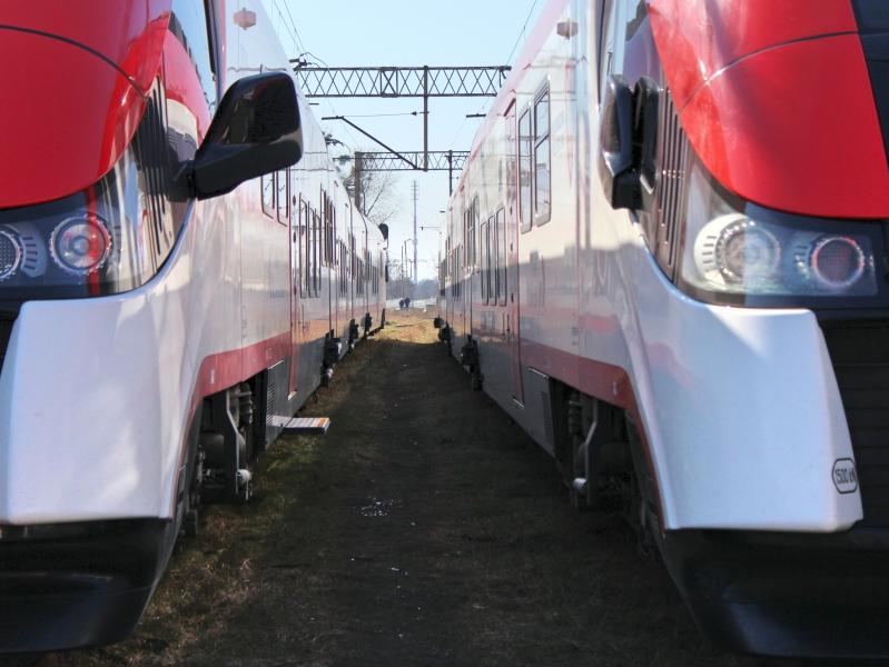 koleje wielkopolskie pociągi (2) - Radio Poznań