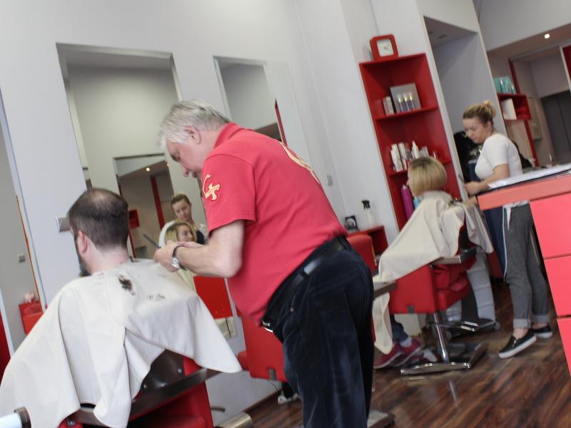 salon fryzjerski głogowska (5) - Maciej Blatkiewicz