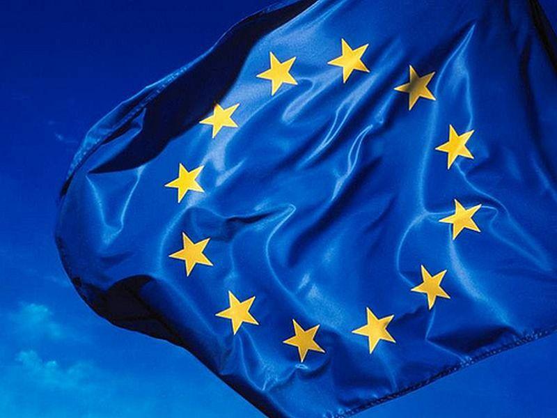 Flaga UE - Kamil Król