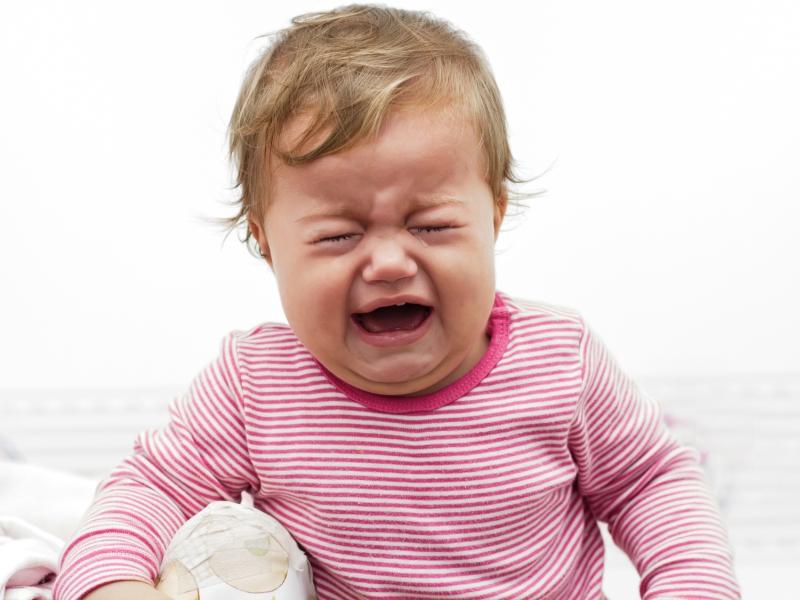 zlobek dziecko płacz - fotolia/Radio Merkury