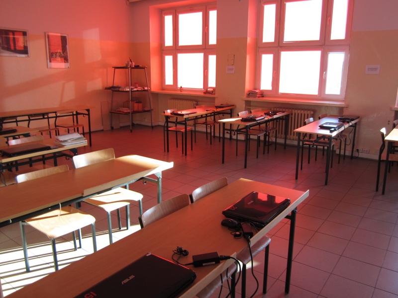 Gimnazjum, szkoła, klasa - Anna Skoczek
