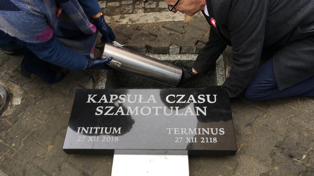 kapsuła szamotuły - Andrzej Ciborski - Radio Poznań