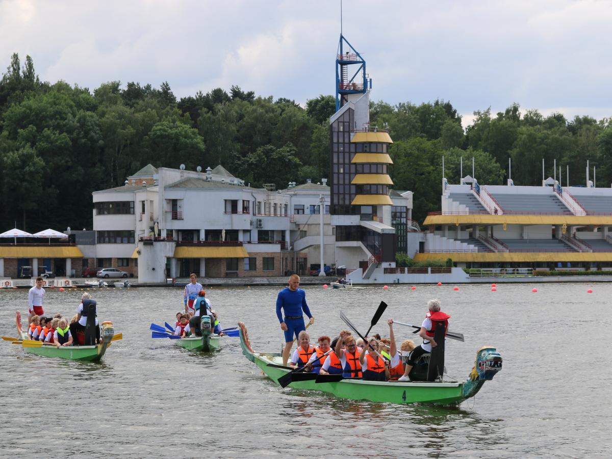 24. Ogólnopolska Spartakiada Amazonek - Sandra Soluk