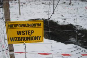 Nadzór budowlany ma ocenić stan szamba dla dziesięciu rodzin w Gurowie koło Gniezna