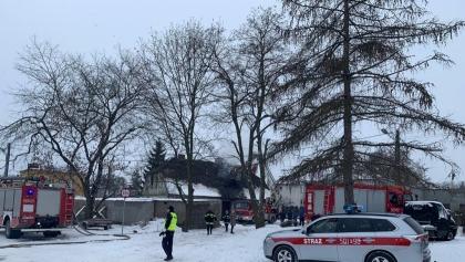 Tragiczny pożar w Międzychodzie: ruszyła pomoc dla pogorzelców