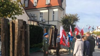 Kórnik uczcił pamięć mieszkańców zabitych 82 lata temu przez Niemców