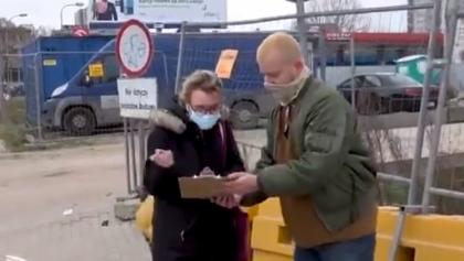 Podpisują petycję w obronie skrzeku żaby, nie chcą w obronie ludzi