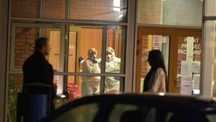Zakażony koronawirusem dla Radia Poznań o przebiegu choroby