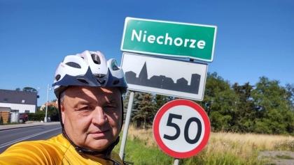 W nogach ma już ponad 230 kilometrów - czas na drugie tyle!
