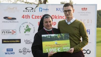 """Radio Poznań na """"4th Czesław Okińczyc Golf Cup 2020"""""""