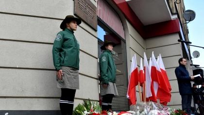 65 lat temu Węgrzy sprzeciwili się reżimowi. W Poznaniu oddano hołd poległym