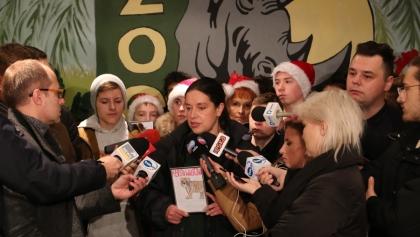 Dramatyczny apel dyrektor poznańskiego zoo