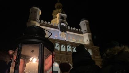 Z Betlejem do Poznania. Światło Pokoju dotarło do stolicy Wielkopolski