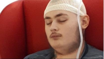 17-letni Michał z Wysokiej Małej walczy z glejakiem mózgu