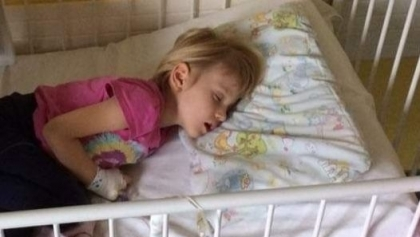 Na pomoc 4-letniej Michalinie