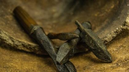 Unikatowe artefakty odnalezione w Jeziorze Lednickim!