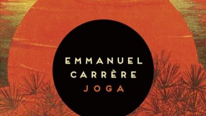"""""""Joga"""" - książka Emmanuela Carrère'a."""