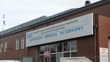 Dramatyczna sytuacja krotoszyńskiego szpitala