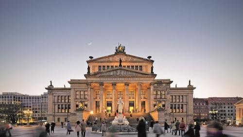 Poznańscy filharmonicy w Berlinie