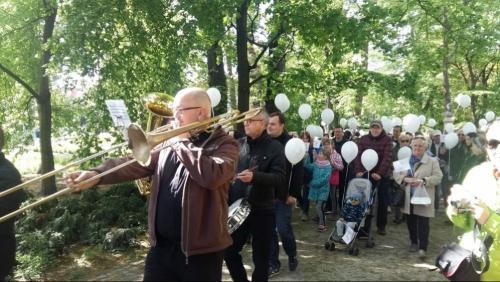 Barwny korowód na 200-lecie urodzin Moniuszki