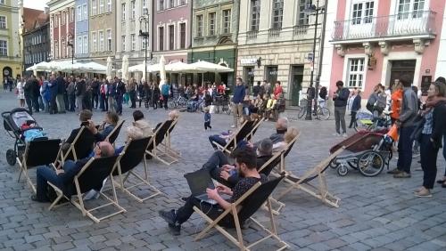 Jazz zabrzmi na Starym Rynku
