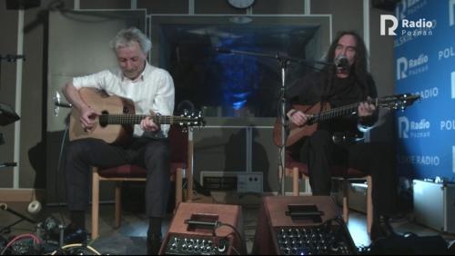 Kolejny koncert w studiu Radia Poznań - Czyżykiewicz&Cisło LIVE!