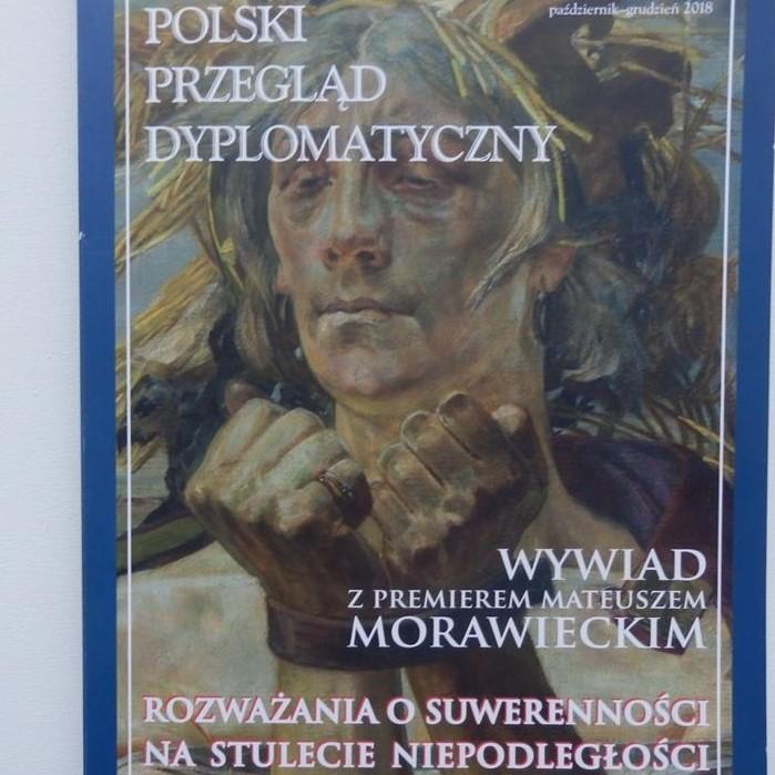 Przegląd dyplomatyczny - Maciej Mazurek - Radio Poznań