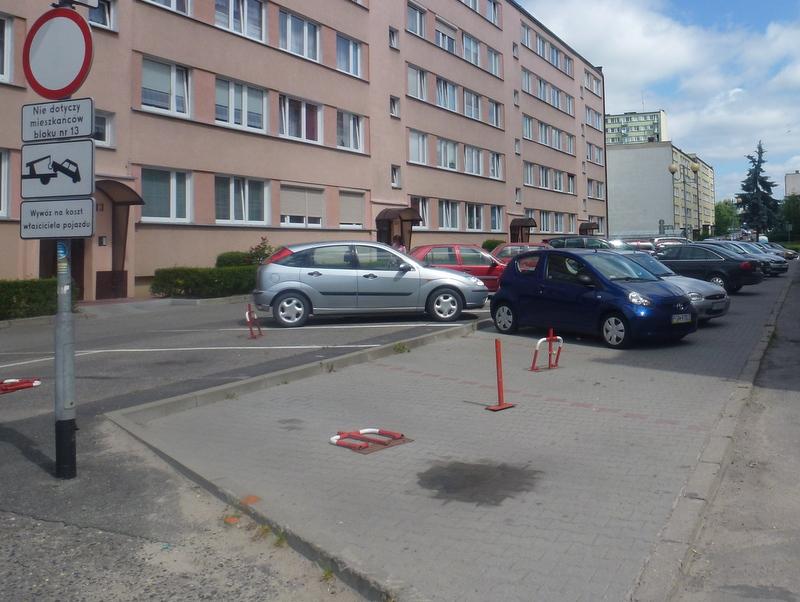 winiary gniezno konflikt o parking