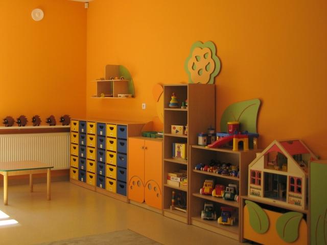 przedszkole - wnętrze - Grażyna Korzeniowska