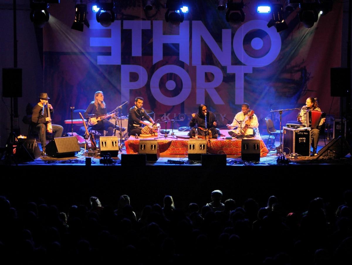 Ethno Port koncert CK Zamek - http://ethnoport.pl/