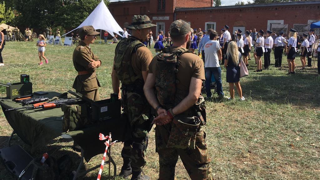 piknik militarny gniezno - Rafał Muniak