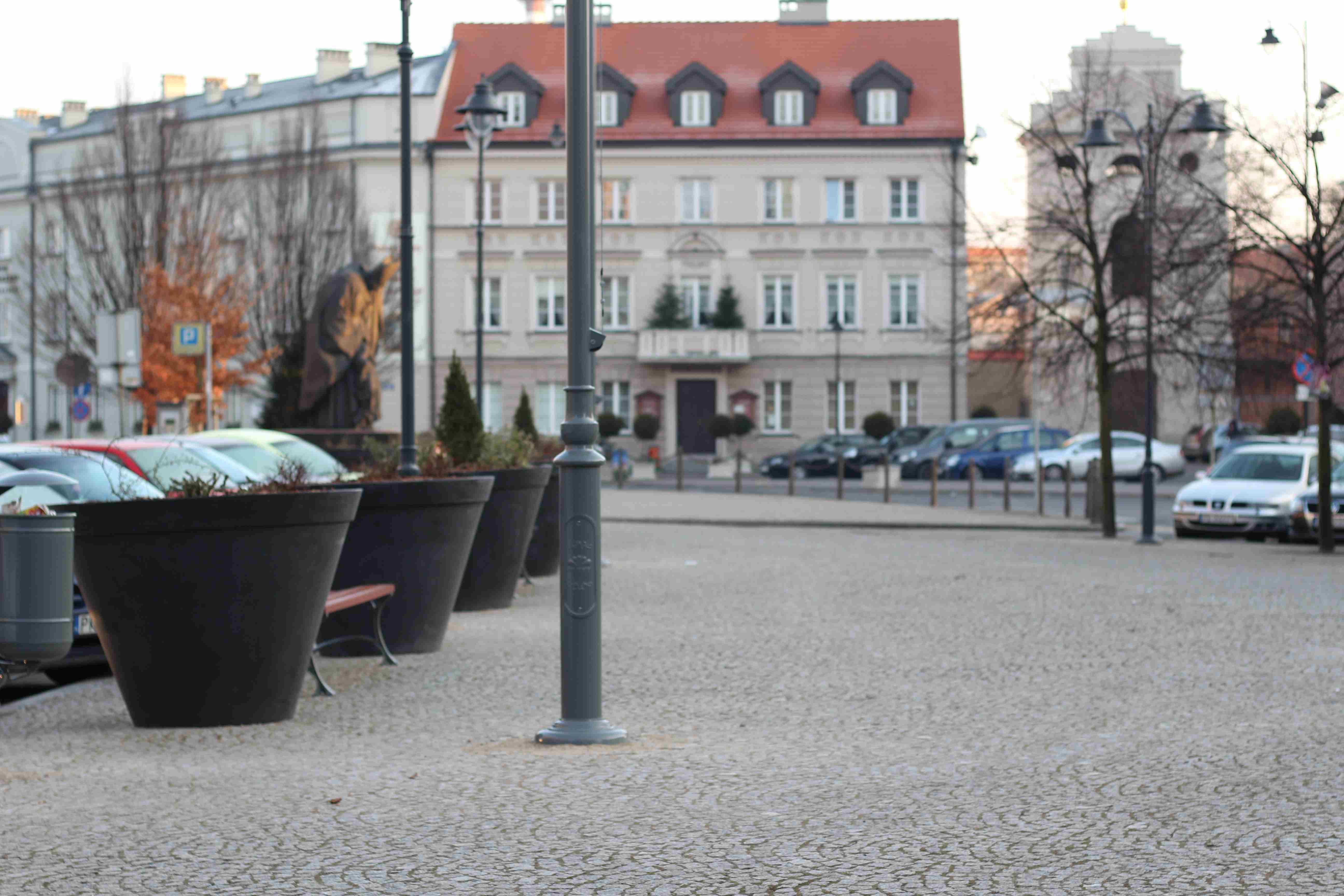 plac św. józefa kalisz - Danuta Synkiewicz